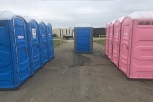 porta potty service
