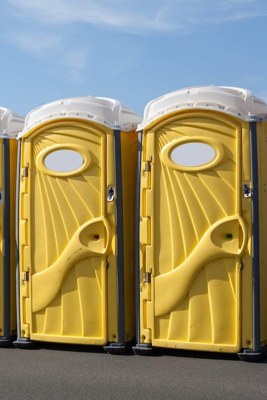 Porta Potty Rental In Muskogee