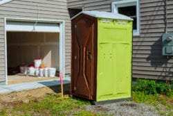 Porta Potties For Rent