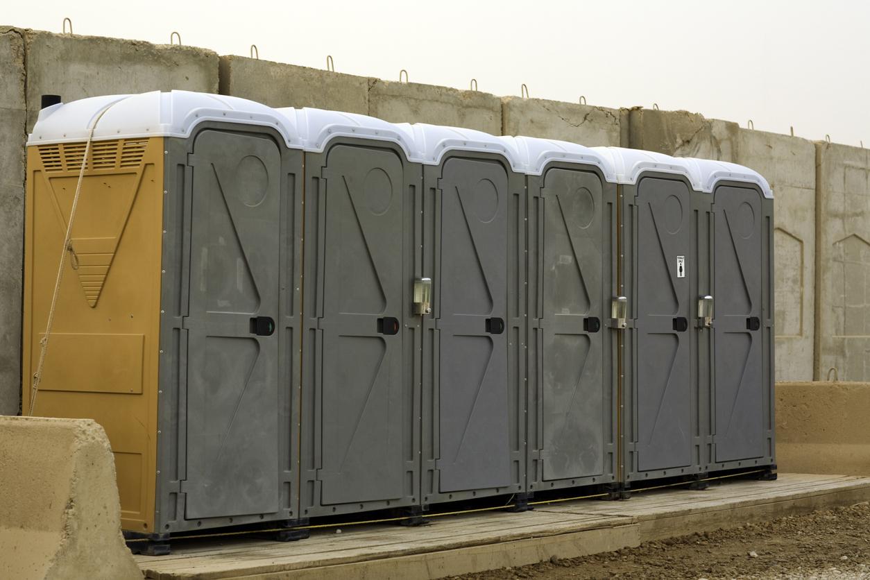 Porta Potties Muskogee