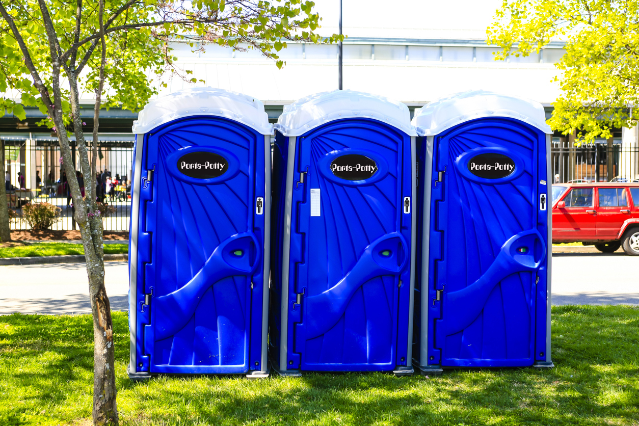 Porta Potties Muskogee