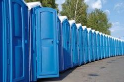 Portable Restroom Rental Muskogee VIP Restroom Trailers