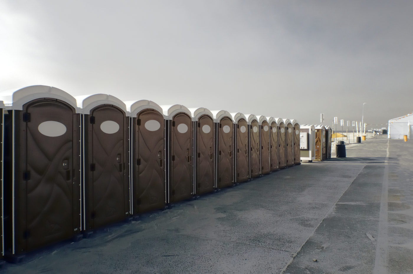 Porta Potty Rental In Tulsa