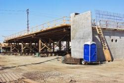 Construction Site Restrooms in Wagoner