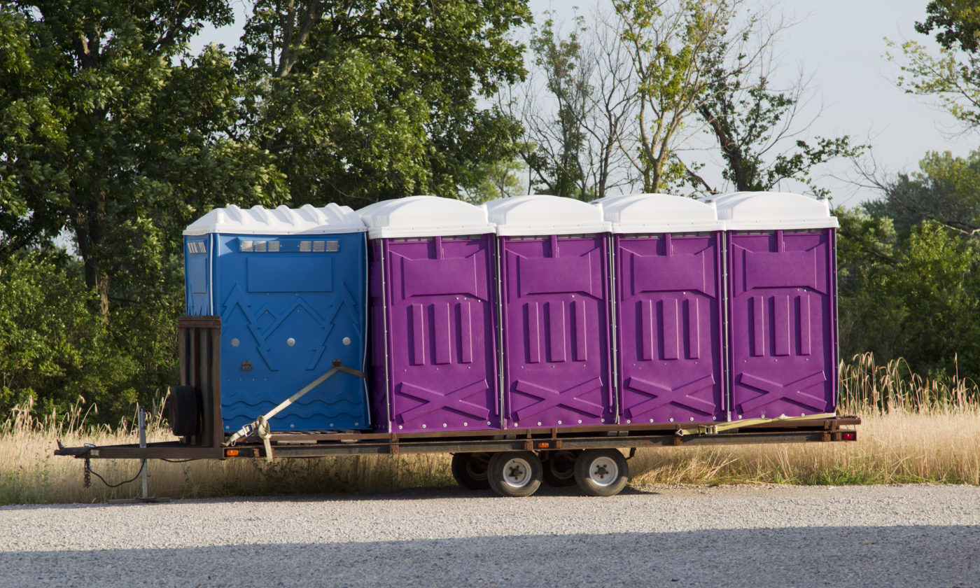 Porta Potty Rental In Wagoner OK